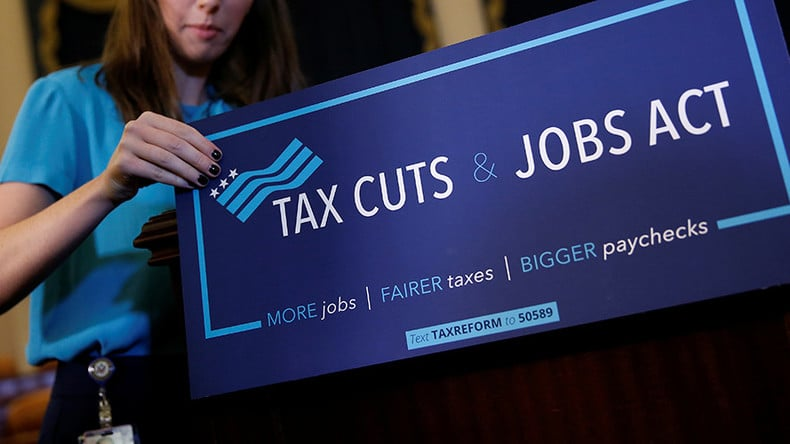 tax cuts jobs act