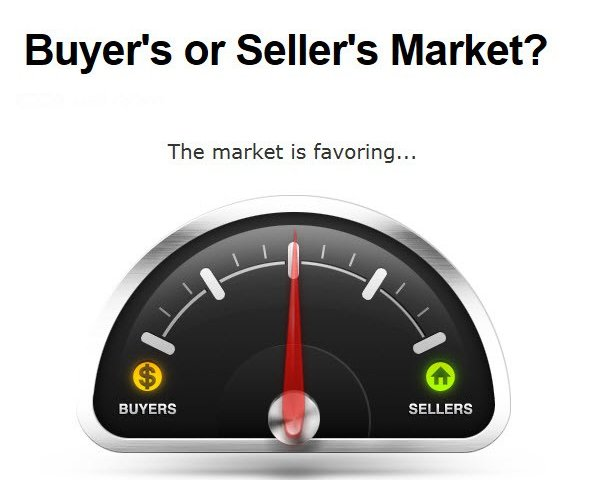 Shifting to a buyers market