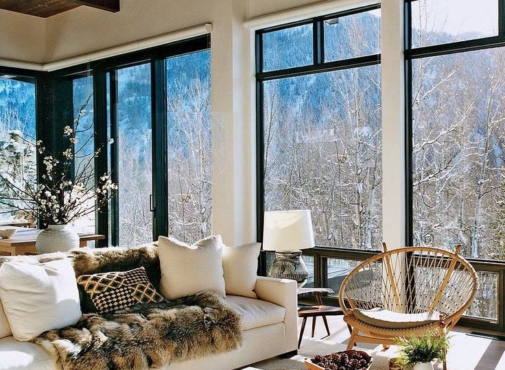 Clever Home Design for Fall and Winter